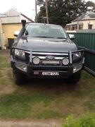 2013 Ford Ranger XLS PX 4x4 South Maitland Maitland Area Preview