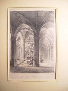 Espana-Cataluna-Barcelona-Galeria-del-Jardin-de-la-catedral-de-Barcelona