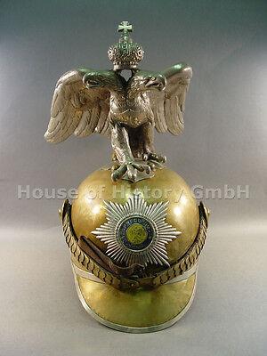 Russland: Mannschaftshelm Chevalier Garde Regiments / Leib Garde Kürassier Regt