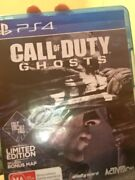 CALL OF DUTY GHOST PS4 Leumeah Campbelltown Area Preview