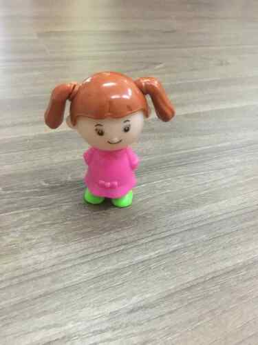 Tiny Cute Girl Toy For Kids