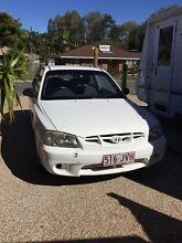 Hyundai Accent 2001 - Manual Wynnum West Brisbane South East Preview