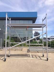2M Aluminium mobile scaffold tower Dandenong South Greater Dandenong Preview