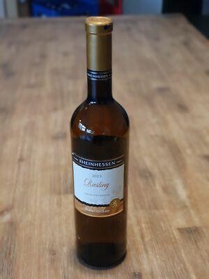Rheinhessen Riesling 2013 Halbtrocken Weißwein Deutscher Qualitätswein