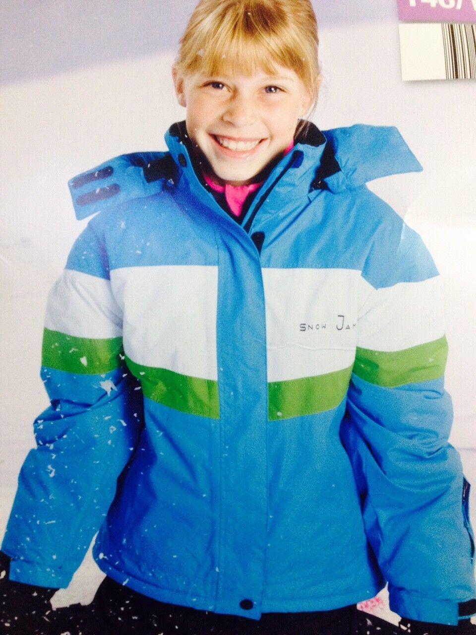 Kinder Ski Jacke Snowboard Jungen Mädchen Winterjacke Skijacke