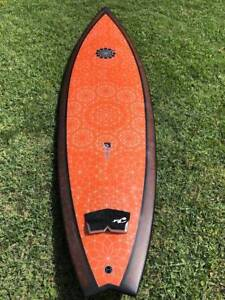 Gary McNeill 6'10 Cosmo Carbon Surfboard