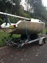 Unfinished sale boat and trailer Nuriootpa Barossa Area Preview
