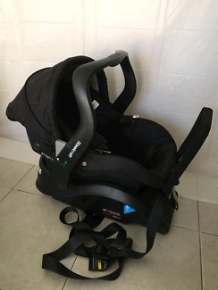 Steel craft infant carrier/car capsule