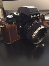 Sale Nikon F3 HP and Carl Zeiss 50mm F1.4. Zetland Inner Sydney Preview