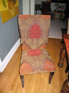 Gorgeous Parsons Chairs