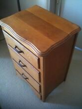 small cupboard/bedside  $15 Naremburn Willoughby Area Preview
