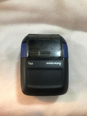 Lot Of 10x Intermec Pr2 Portable Thermal Printer Bluetooth Android Ios