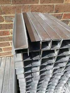 50x50 Galvanised C and H Section Steel For Sale Thomastown Whittlesea Area Preview
