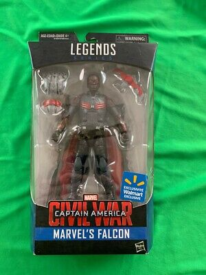 Marvel Legends Captain America Civil War Marvel's FALCON Action Figure Walmart