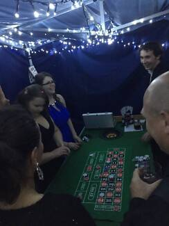Hire Poker Table/ Roulette/ Game Assistant Wurtulla Maroochydore Area Preview