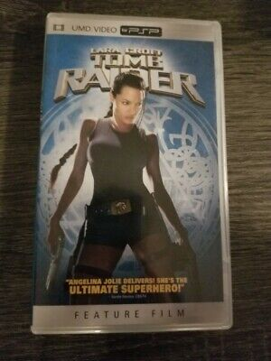 Tomb Raider (UMD) PSP Movie for sale  Winnipeg