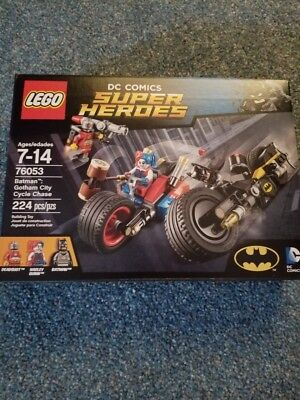 Lego Batman Gotham City Cycle Chase Brand New And Sealed