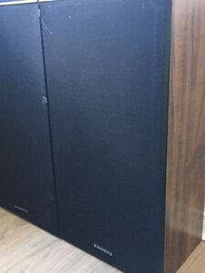 Sanyo Speakers $20 - Moving sale today only 2-6 pm