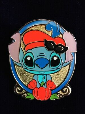 Lilo And Stitch Halloween Games (Tokyo Disney Sea (TDS) 2012 Pumpkin Halloween Game Lilo & Stitch Pin)