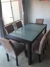 Dinning table + 6 chairs Point Cook Wyndham Area Preview