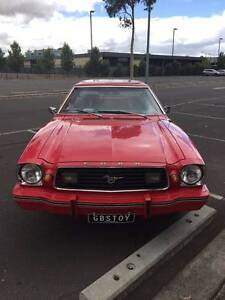 1966 Ford Mustang Coupe Caroline Springs Melton Area Preview