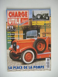 charge utile 74 tracteur heywang cirque amar camion berliet scraper francais ebay. Black Bedroom Furniture Sets. Home Design Ideas