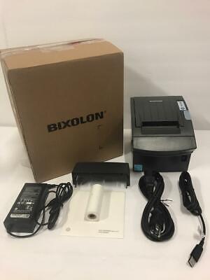 Bixilon Srp-350iii Usb Thermal Receipt Printer 180 Dpi 200mms