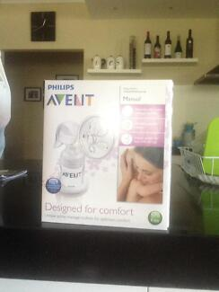 Avent breast pump Secret Harbour Rockingham Area Preview