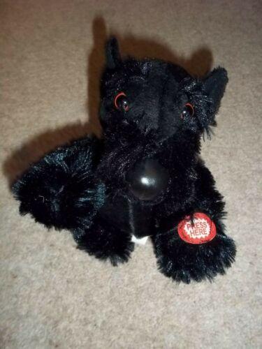 Black+Plush+Barking+Dog+-+NEW+-+Free+P%26P