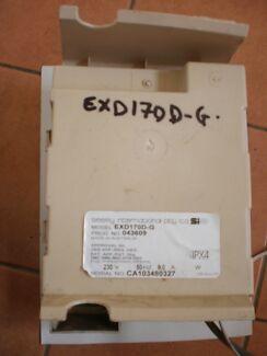 BREEZAIR EVAPORATIVE COOLER  CONTOL BOARD. MOD- TO SUIT-EXD170D-G