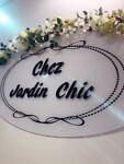 Chez Jardin Chic