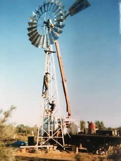 Allwest Windmills and Pumps
