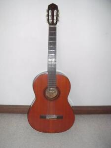 Guitar Yamaha Model G-551 Classical Acoustic 3/4 Size - 80'S Werrington County Penrith Area Preview