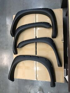 02-08/03-09Dodge ram 1500/2500/3500 pocket style fender flares