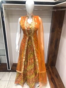 Clearance sale up to 50% on Indian ladies outfit Anarkali gown