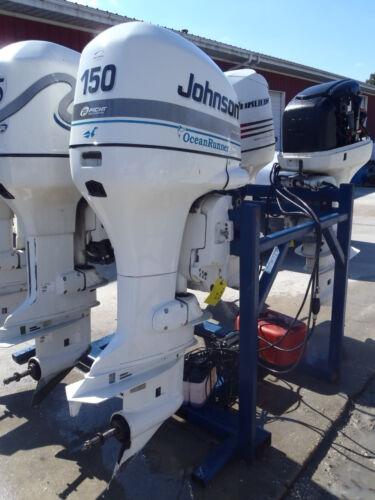 Used 1998 Johnson Oceanrunner Ficht J150fsxecr 150hp