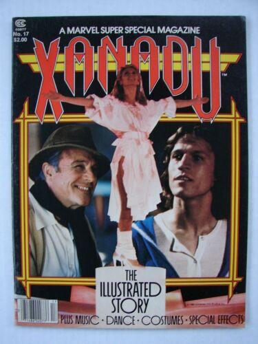 Marvel Super Special #17 Magazine Xanadu 1980 OLIVIA NEWTON JOHN GENE KELLY ELO