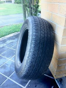 """Tyre 4WD 17"""" 265/65 R17 FREE Lake Cathie Port Macquarie City Preview"""
