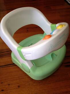 Deluxe Baby Bath Seat - Rotating - Excellent Condition