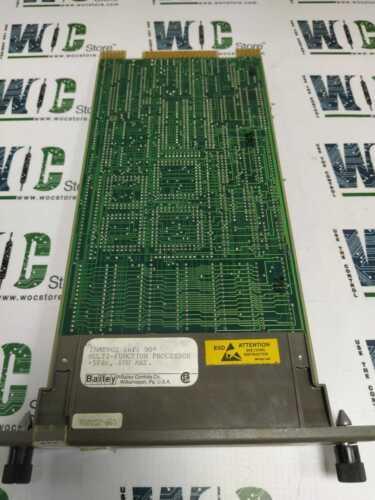 IMMFP02, BAILEY, Multi-Function Processor Module, Sl No 010152-665