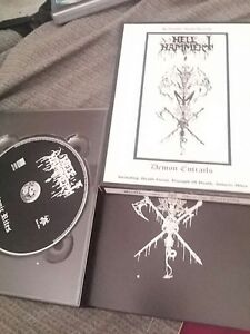 """Hell hammers """"demon entrails"""" collectors edition release Avondale Heights Moonee Valley Preview"""
