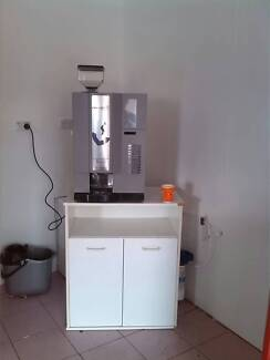 Automatic coffee machine +;Samsung Color laser & Cash register Lakemba Canterbury Area Preview