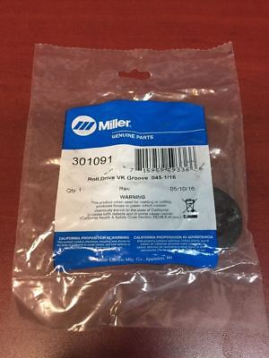 Miller Genuine 301091 - Drive Roll Kit .045-116 Vk Suitcase Q300 No Guides