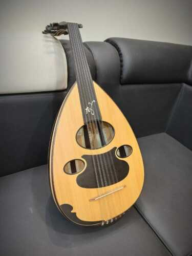 HIGH QUALITY SYRIAN OUD MADE BY ZERYAB IRAQI STYLE BRIDGE rode