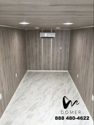 Hobby Room -guest Room- Shipping Container Home-tiny Home
