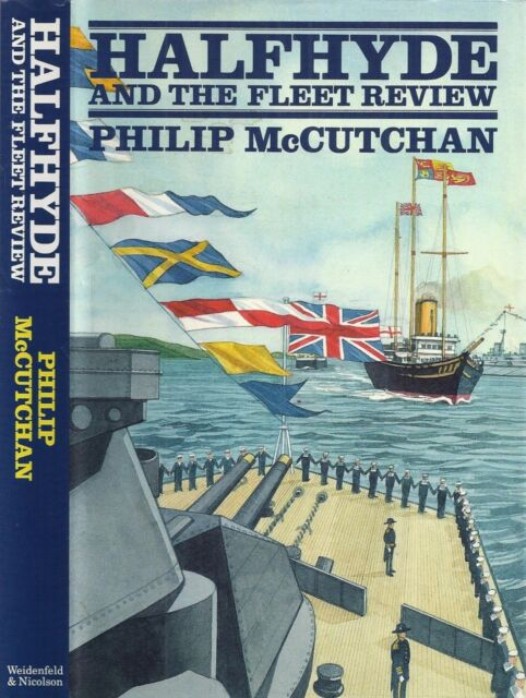 Philip McCutchan - Halfhyde and the Fleet Review - 1st/1st