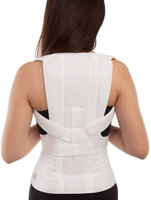 ITA-MED Women's Posture Corrector - Thoracic Lumbosacral Orthosis - Made in (Med Posture Corrector)