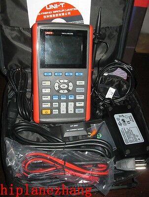 Handheld Color 50mhz Oscilloscope Scopemeter 200mss Multimeter 2in1 Usb 1050cl