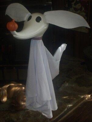 Zero Halloween Prop (DISNEY HANGING HALLOWEEN NIGHTMARE BEFORE CHRISTMAS ZERO DOG GHOST FIGURE PROP)
