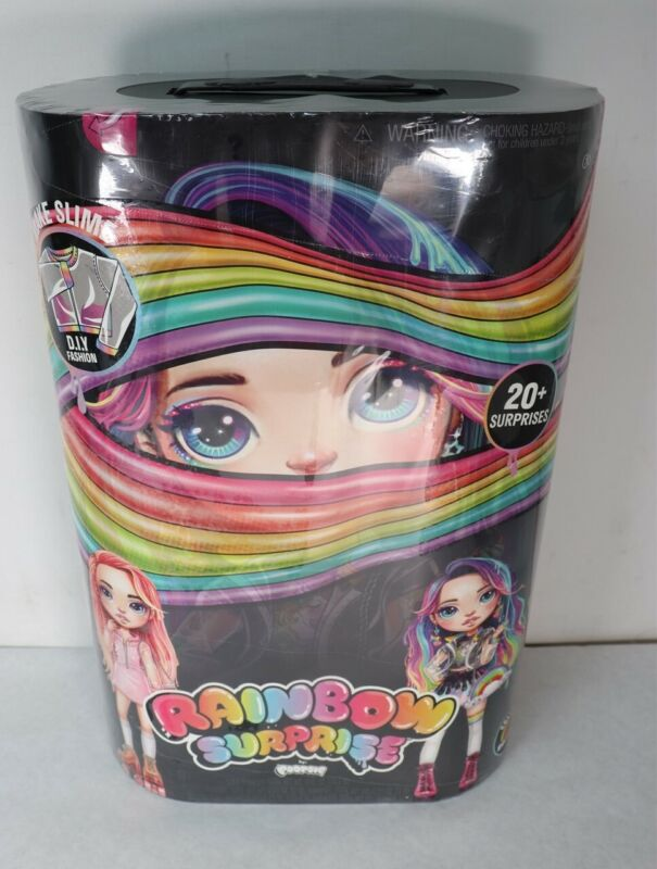 "Rainbow Surprise by Poopsie 14"" Doll Rainbow Dream or Pixie Rose New"